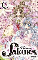 Princesse Sakura 8 Manga