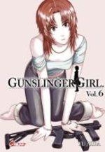 Gunslinger Girl 6 Manga