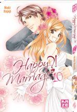 Happy Marriage?! 10 Manga