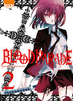 Blood Parade T.2 Manga