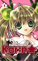 Kamichama Karin T.1 Manga