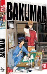 Bakuman 1 Série TV animée