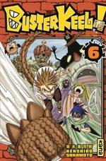 Buster Keel ! 6 Manga