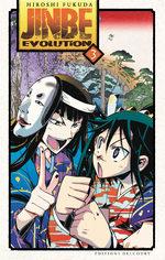 Jinbe Evolution T.3 Manga