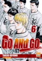 Go and Go 6 Manga