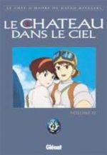 Le Château dans le Ciel 2 Anime comics