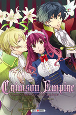 Crimson Empire 1 Manga