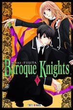 Baroque Knights T.1 Manga