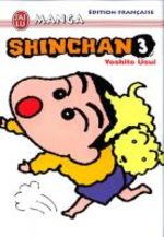 Shin Chan 3 Manga