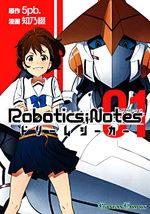 Robotics;Notes - Dream Seeker 1 Manga