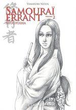 Samourai Errant 2 Manga
