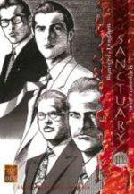 Sanctuary 11 Manga
