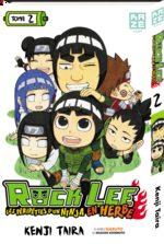 Rock Lee - Les péripéties d'un ninja en herbe 2