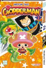 Chopperman 2 Manga