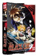 Black Cat 1 Série TV animée