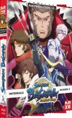 Sengoku Basara - Samurai Kings 1 Série TV animée