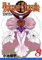 Tales of Eternia 8 Manga