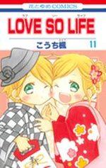 Love so Life 11 Manga
