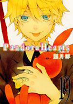 couverture, jaquette Pandora Hearts 19