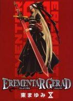 Elemental Gerad 10 Manga