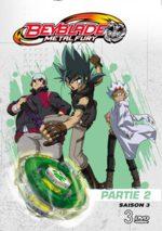Beyblade Metal Fury - Saison 3 2 Série TV animée