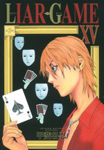 Liar Game 15 Manga