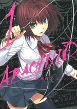 Arachnid 1 Manga