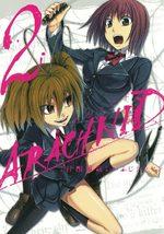 Arachnid 2 Manga