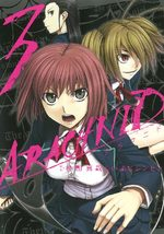 Arachnid 3 Manga