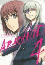 Arachnid 4 Manga