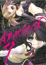 Arachnid 7 Manga