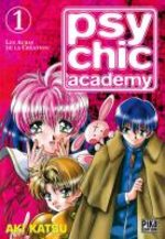 Psychic Academy 1 Manga