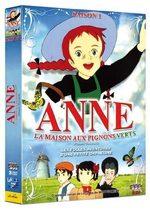Anne, la maison aux pignons verts 1