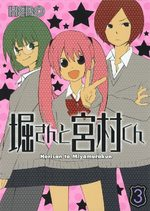 Hori-san to Miyamura-kun 3 Manga