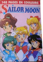 Sailor Moon - Anime Comics 2 Anime comics