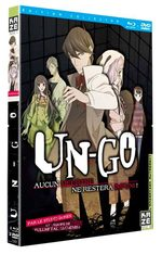 UN-GO 1 Série TV animée