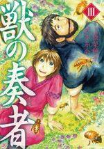 Elin, la charmeuse de bêtes 3 Manga