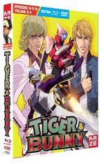 Tiger and Bunny 3
