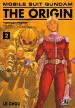 Mobile Suit Gundam - The Origin 2