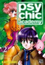 Psychic Academy 2 Manga