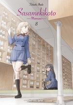 Sasamekikoto 8 Manga