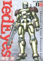 Red Eyes 17 Manga