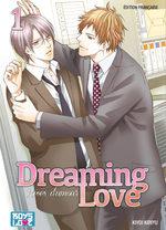 Dreaming Love - Rêves d'Amour 1 Manga