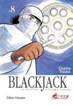 Black Jack - Kaze Manga 8
