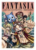 Fantasia - Fairy Tail Illustrations - 1 Artbook