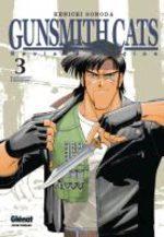 Gunsmith Cats - Revised 3 Manga