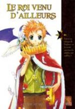 Le Roi Venu d'Ailleurs 2 Manga
