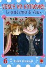 couverture, jaquette Venus Wa Kataomoi - Le grand Amour de Venus 6