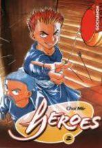Heroes 2 Manhwa