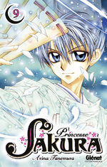 Princesse Sakura 9 Manga
